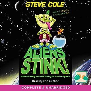 Aliens Stink! cover art