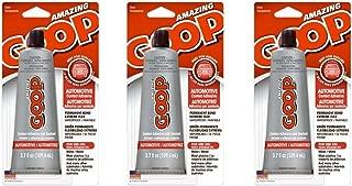Amazing Goop 160012 Automotive Adhesive - 3.7 fl oz, 3-Pack