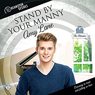 Stand by Your Manny audiobook cover art