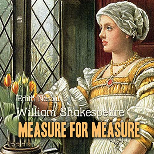 Measure for Measure audiobook cover art