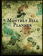 Monthly Bill Planner: Volume 2 (**8 x 11** 2 Years Worth of Budget Planning in 1 Jumbo-sized Notebook) by The Financial Guru (2016-01-13)