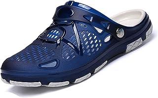 YXDCHW Women Men Lightweight Breathable Sandal Quick-Drying Slippers Beach Slippers Non-Slip Garden Sandals Clogs Mules Shoes