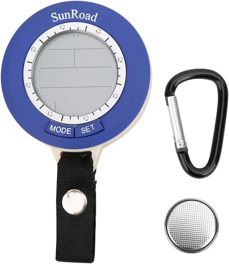 Moh SR204 ABS Lightweight Outdoor Fishing Air Pressure Barometer