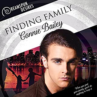 Finding Family cover art