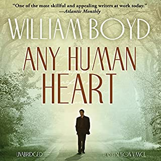 Couverture de Any Human Heart