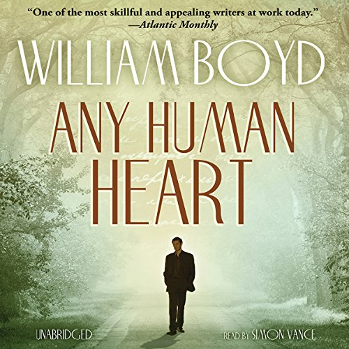 Any Human Heart cover art