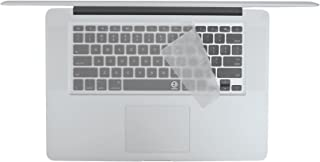 EZQuest Invisible Ice Keyboard Cover for MacBook Air 13-Inch and MacBook Pro ISO (X21101)