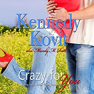Crazy for You, Volume 1 audiobook cover art