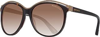 GUEX5 Women''s Sonnenbrille GM0744 5752F Sunglasses, Brown (Braun), 57