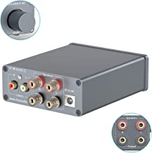 2 Channel Stereo Audio Class D Amplifier Mini Hi-Fi Professional Digital Amp for Home..