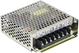 meanwell triple output power supply