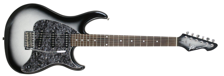 Cheap Peavey RAPTORCUSTOMSILV Raptor Plus Solid-Body Electric Guitar Custom Silver Burst Black Friday & Cyber Monday 2019