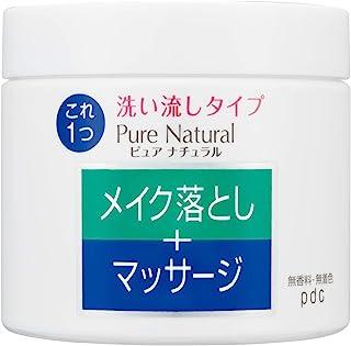 Pure NATURAL(ピュアナチュラル) マッサージクレンジング 170g