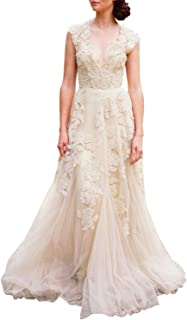 Best lace wedding dress say yes to the dress Reviews