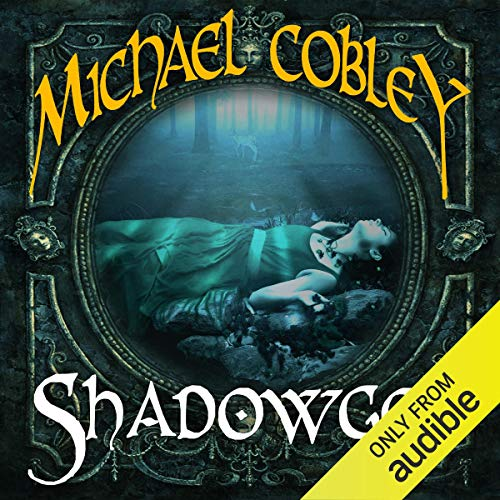 Shadowgod audiobook cover art
