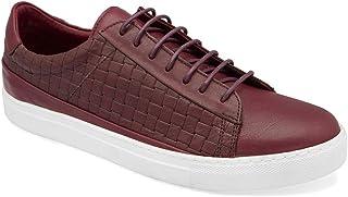 tresmode Men's Brown Casual Sneakers