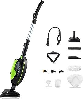 پاک کننده بخار Moolan ، بخار کف چوب سخت ، تمیز کننده دستی ، چند منظوره ، فرش / کاشی / وینیل / ورقه ورقه / دستگاه تمیز کردن دوغاب