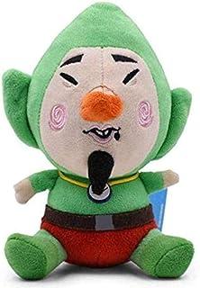 N-T Cartoon Zelda Plush Toy Cute Lovely Toys Cute Link boy Zelda Soft Plush Animal Doll Toy for Kids 17cm
