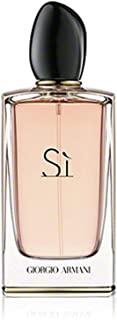 Giorgio Armani SI Eau De Parfums Spray for Women, 3.4 Ounce