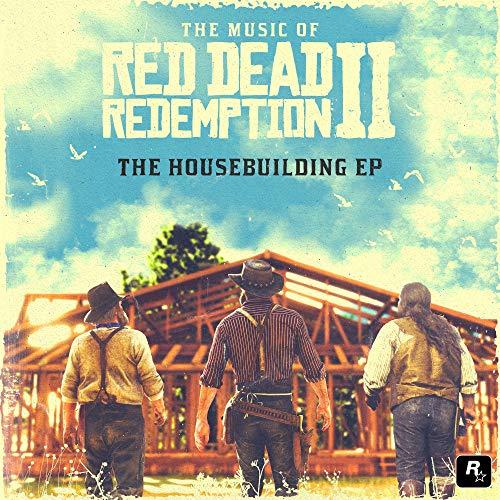 The Music of Red Dead Redemption 2: The Housebuilding EP Vinyl [Disco de Vinil]