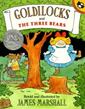 By James Marshall Goldilocks and the Three Bears (Picture Puffin Books) (Reprint) [Paperback]