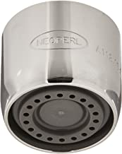 Neoperl 15 2800 3 Spring-Flo 1.8 Gpm Junior Female 3//4-27 Plastic Pack of 6 Pack of 6 3 x 4 x 2 Chrome 3 x 4 x 2