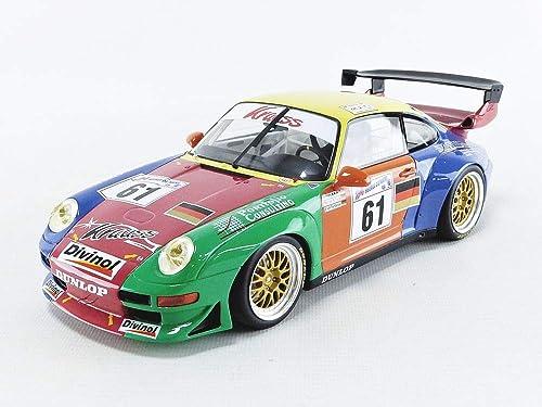 GT Spirit GT754 Miniaturauto zum Sammeln, Rot, Blau, Grün, Orange
