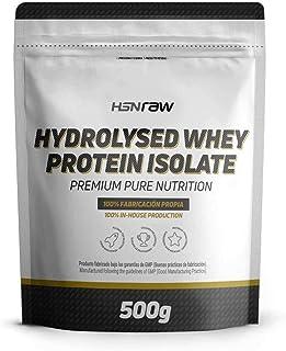 Proteína Hidrolizada Sin Lactosa de HSN Raw | Whey Isolate
