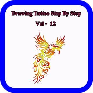 Drawing Tattoo Step By Step Vol - 12
