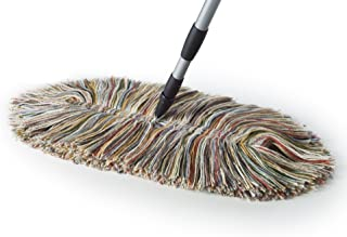 Sladust Wooly Mammoth Mop with Telescoping Handle