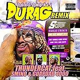 Official - Thundercat (Dragonball Durag Remix Feat. Smino & Guapdad 4000) 2020 Album Cover Poster (12'x12')
