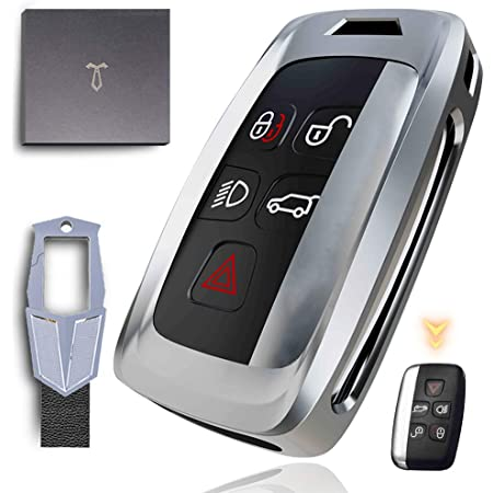 Auto Schlüsselhülle For Land Rover 5 Tasten Elektronik