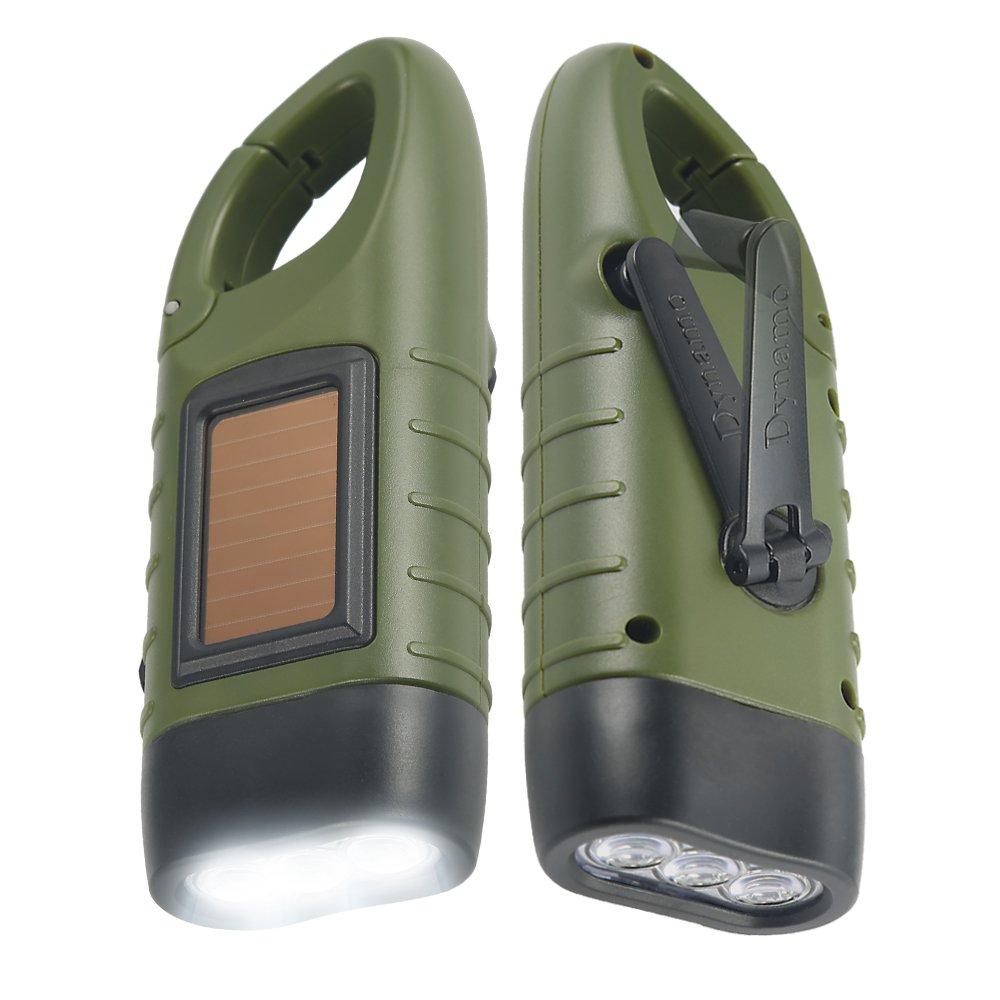 Simpeak Flashlight Emergency Rechargeable Survival