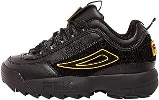 Men's Disruptor II Custom Patch Sneakers