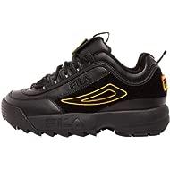 Fila Men's Disruptor II Custom Patch Sneakers