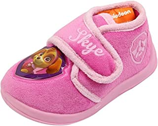 Chaussons pour Fille Rouge Rose PATRULLA CANINA