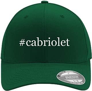 #cabriolet - Adult Men's Hashtag Flexfit Baseball Hat Cap