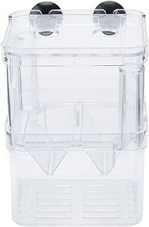 Yagote Aquarium Fish Breeder Box Hatching Incubator Isolation Box