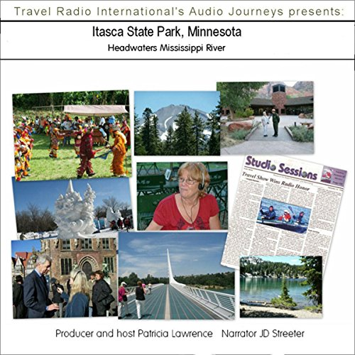 Audio Journeys: Itasca State Park, Minnesota audiobook cover art