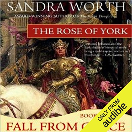 The Rose of York audiobook cover art