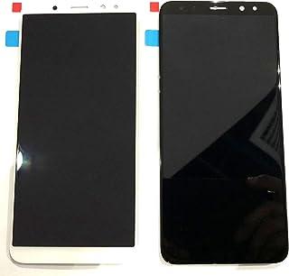 Huawei Nova 2i / Nova 2 修理用 液晶パネル セット フロントパネル Kayyoo タッチパネルデジタイザー LCDスクリーン 修理用キット 工具セット付き (Nova 2i, ブラック)