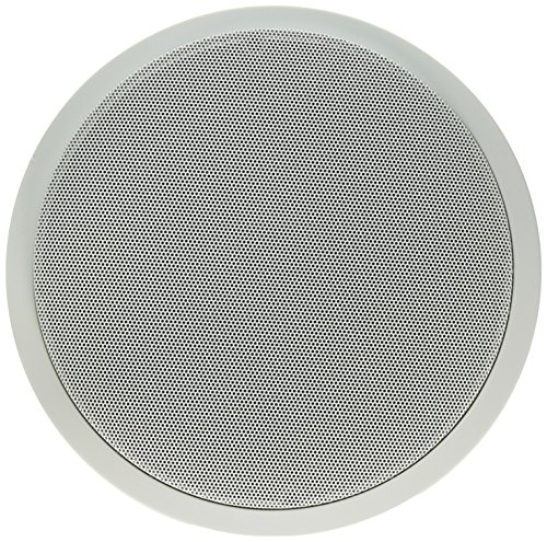 Our #6 Pick is the Yamaha NSIW360C 2-Way In-Ceiling Speaker System