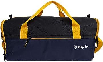 Mufubu Presents 32 LTR Buddys Duffle Gym Bag