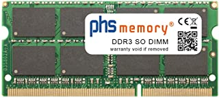 PHS-memory 16GB RAM módulo para MSI Cubi N 020BEU DDR3 SO DIMM 1600MHz