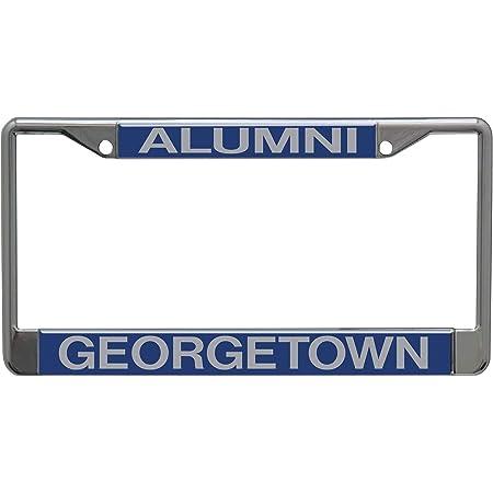 WinCraft Georgetown University Alumni Premium License Plate Frame