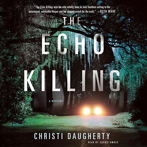 Couverture de The Echo Killing