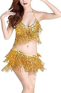 c4fef76a6 Amazon.es: sujetador danza vientre