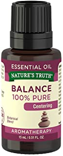 Natures Truth Essential Oil, Balance, 0.51 Oz