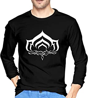 Xdinfong Warframe Fashion 3D Printed Short Sleeve Shirts for Teenagers