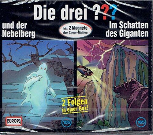 Die 3 Fragezeichen und der Nebelberg + Im Schatten des Giganten